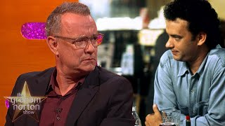 Tom Hanks' HILARIOUS 'Sleepless In Seattle' Surprise Travel Story   The Graham Norton Show