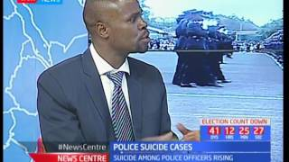 Police Suicide cases : Suicide from police officers on the rise