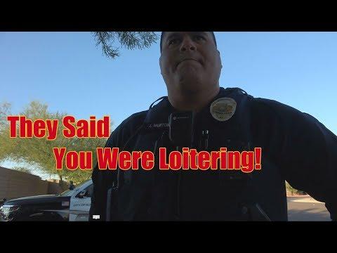 Surprise, AZ USPS 1st Amendment Audit [They Said You Were Loitering!]