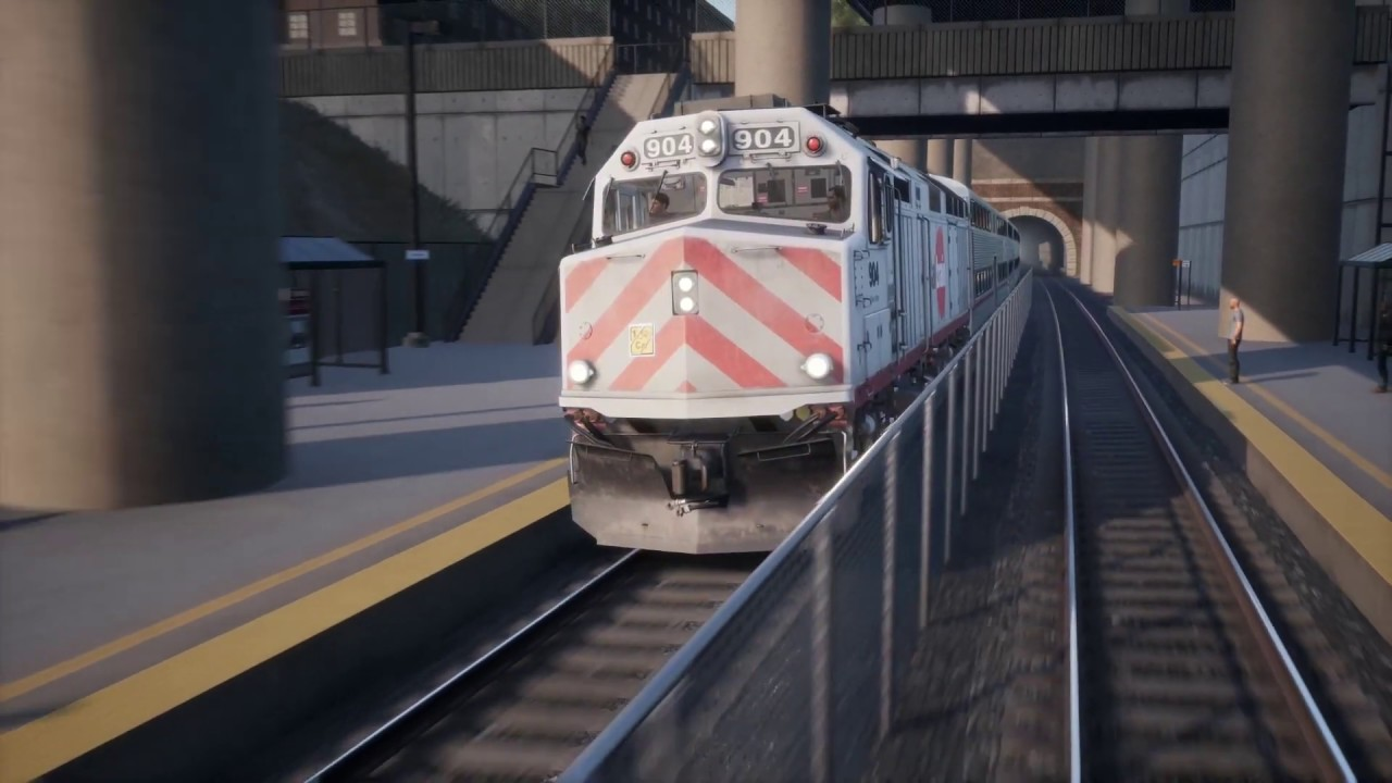Train Sim World®: Peninsula Corridor: San Francisco - San Jose Route Add-On video 1