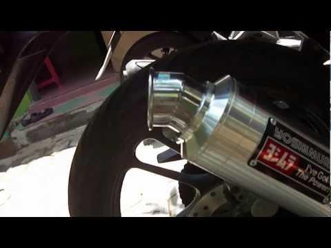 YOSHIMURA Honda CS1 / City Sport 1