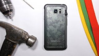 The Rugged Samsung Galaxy S7 Active - The World's Most Indestructible Phone?