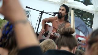 Nahko Bear & Hope Nyepi Project Earth 2012 - Ohm Dome