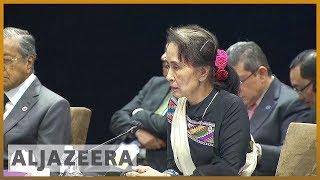 🇲🇲Myanmar gets 'weak' criticism over Rohingya at ASEAN summit l Al Jazeera English