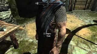 TESV: Skyrim - Основной сюжет - часть 1