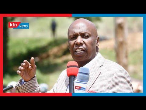Revamping KANU: Delegation from Kirinyaga visits KANU chairman Gideon Moi