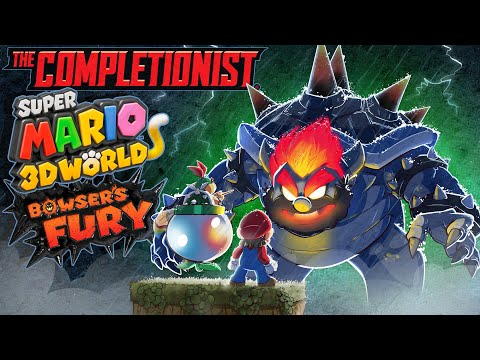 Super Mario 3D World + Bowser's Fury is the Future of 3D Mario