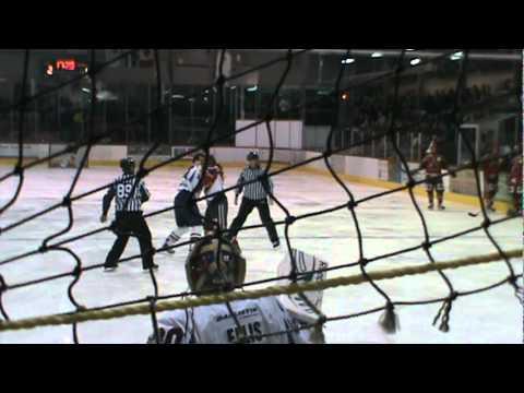 Dannick Lessard vs. Thierry Douville