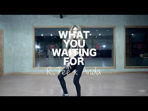 [거울모드 (Mirror Mode)]⎪R.Tee x Anda - 뭘 기다리고 있어(What You Waiting For)⎪DANCE COVER