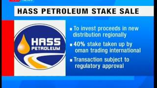 HASS petroleum sells stake