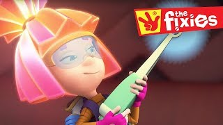 The Fixies ★ THE GRAMOPHONE | MORE Full Episodes ★ Fixies English | Cartoon For Kids