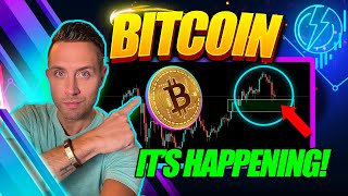 BITCOIN PRICE DOES EXACTLY AS PREDICTED! (BTC defining moment!)