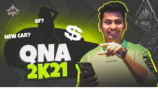 MY YOUTUBE INCOME ? QNA 2021 | DYNAMO GAMING