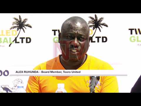 TOORO UTD UNVEIL GOLOLA: Former Vipers tactician vows to make immediate impact