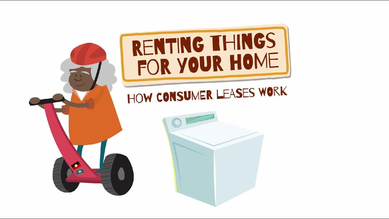 Consumer leases | ASIC's MoneySmart