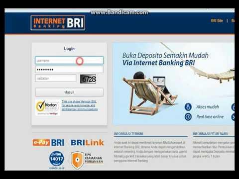 Cara Bayar Listrik Via Internet Banking Bri