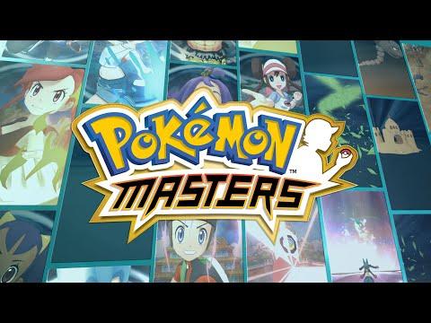 寶可夢全新手遊《Pokemon Masters》