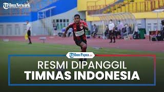 Wonderkid Persipura Ramai Rumakiek Resmi Dipanggil Timnas Senior Indonesia