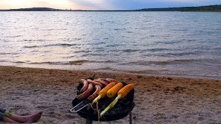 preview picture of video 'Grillen & relaxen @ Natur / Neuseenland Leipzig / Störmthaler See'