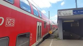 Diverse treinen op station Aachen West!!! 31-5-19