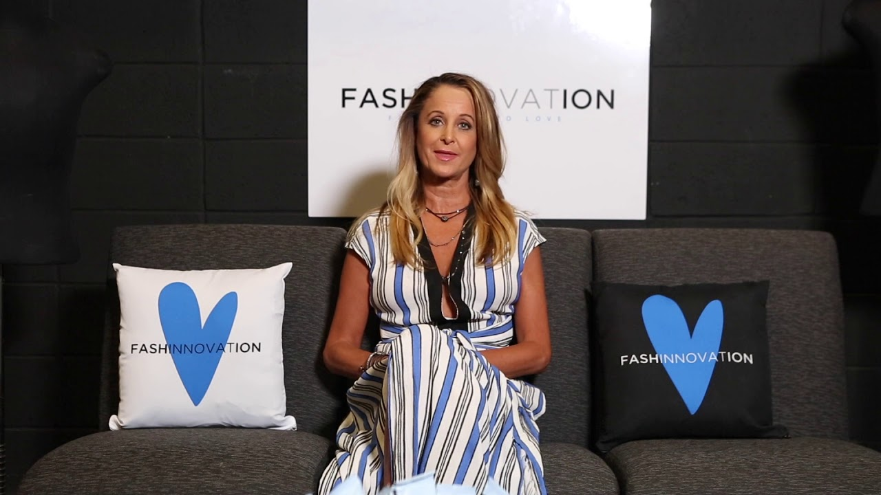 Marci Zaroff at FASHINNOVATION