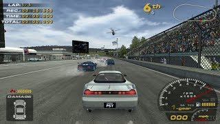 DT Racer PS2 Gameplay HD (PCSX2)