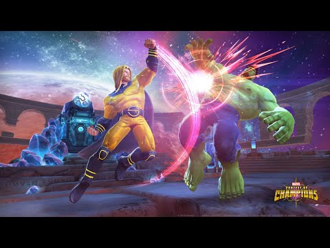Marvel Contest of Champions Sentry Spotlight