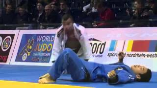 An Baul(Kor) The compilation judo 2014-2015