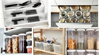 17 Brilliant IKEA Kitchen Organization Ideas
