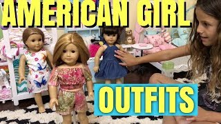American Girl Clothes NEW
