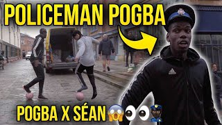 PAUL POGBA Feat SÉAN GARNIER   PANNA CRIMES 😱👮🏻