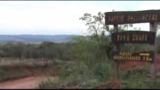 preview picture of video 'Parque Provincial Teyú Cuaré y Osununú - San Ignacio - Misiones'