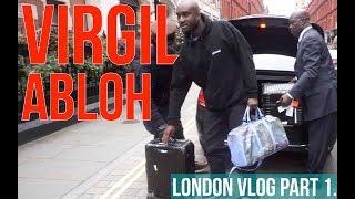 The Mag Vlog - London Part 1 Ft. Virgil Abloh