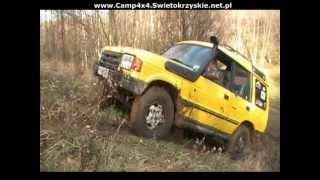 preview picture of video '4x4 Independence Day 2012 - Łączka cz. 3 CAMP4x4 Małe Jodło'
