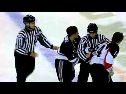 Riley Stadel vs. Colby McAuley