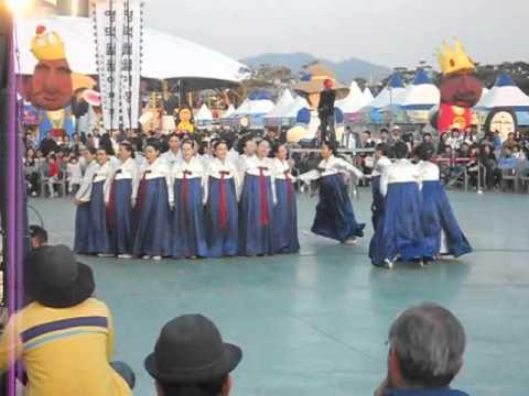 安東國際假面舞節 Andong Mask Dance Festival