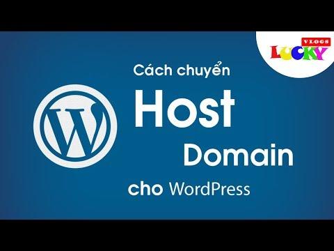 Cách chuyển hosting và tên miền (doman) chuẩn cho website wordpress trên hosting cpanel