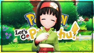 CELADON CITY GYM│Pokemon Let's Go Pikachu!