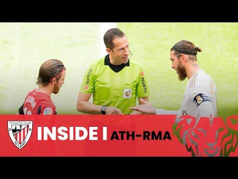 📽 INSIDE | Athletic Club – Real Madrid | 34. J LaLiga Santander 2019-20