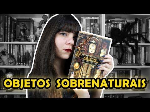Objetos Sobrenaturais - Stacey Graham [RESENHA]