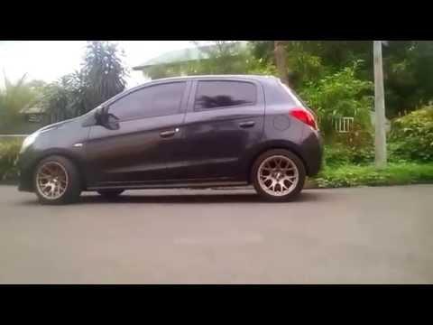 Mirage first wheel rollin