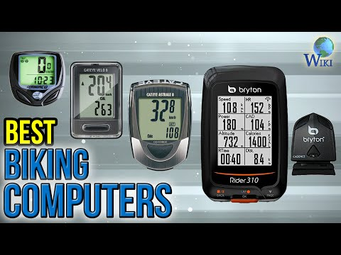 10 Best Biking Computers 2017