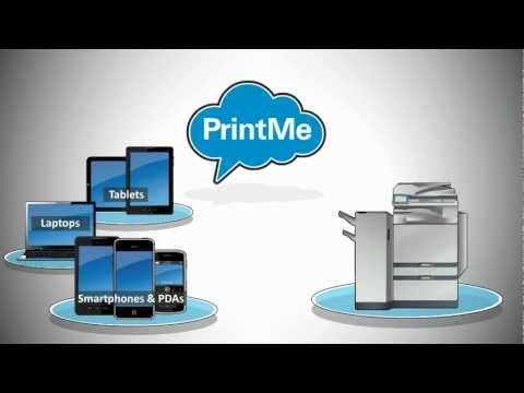 Video of EFI PrintMe