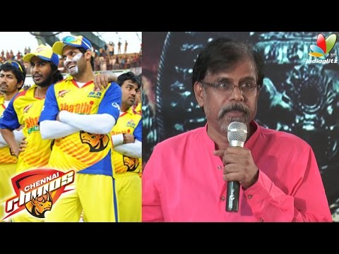 Kollywood-teams-poor-performance-in-CCL-brought-us-shame--R-K-Selvamani-Kattu-Pura-Audio-Launch
