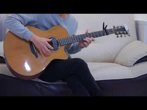 鄧紫棋  - A.I.N.Y. 愛你 (acoustic guitar solo)