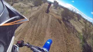 Dominic Camp laps