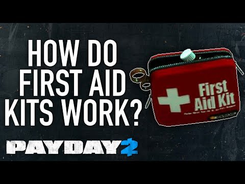 how to heal :: PAYDAY 2 General Discussions