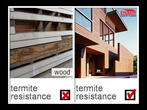 Everest Cement Wood Plank