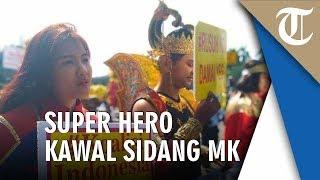 Tokoh Heroik Hadir Mengawal Sidang Kedua Perselisihan Hasil Piplres 2019 di MK