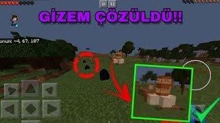 Entity 303 'ün Gizemi Çözüldü!! KESİNLİKLE BU SEEDE GİRMEYİN !!! Minecraft (Pocket Edition, PC)